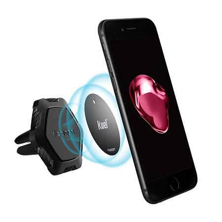 best iphone 8 car mount from spigen