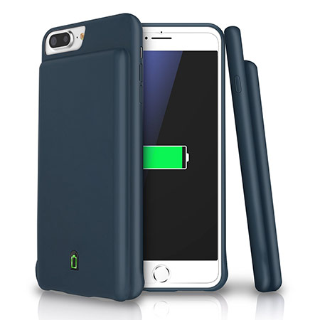 best iphone 8 plus battery case from lohi