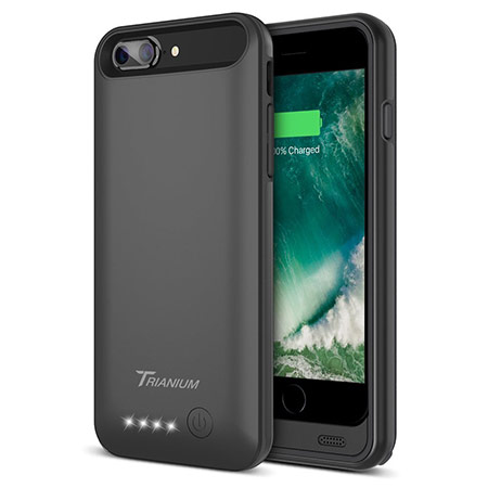 best iphone 8 plus battery case from trianium