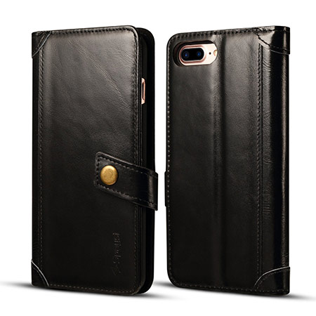 best iphone 8 plus leather case from spaysi