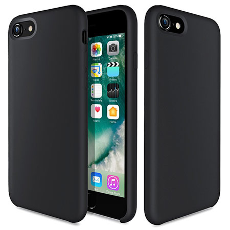 best iphone 8 silicone case from totu