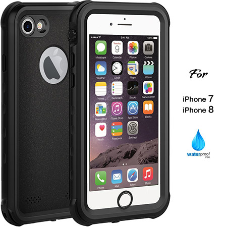 best iphone 8 waterproof case from asasuki