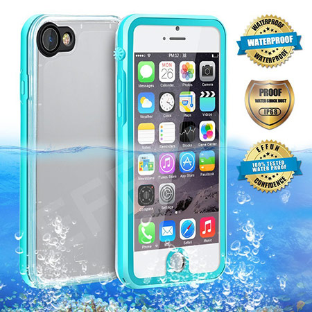 best iphone 8 waterproof case from effun