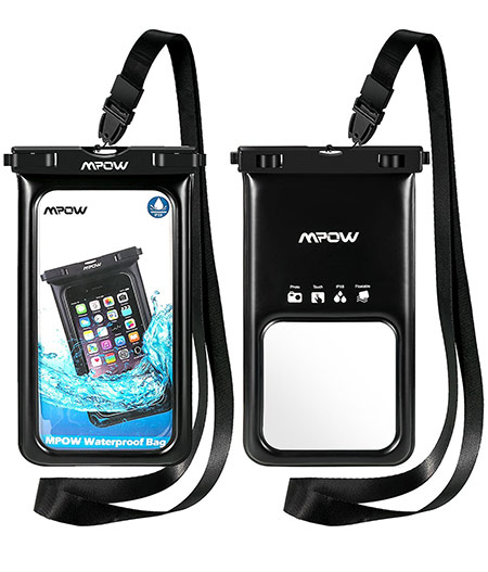 best iphone 8 waterproof case from mpow