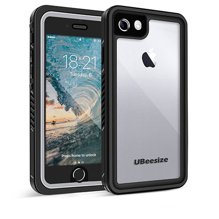 best iphone 8 waterproof case from ubeesize