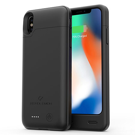 best iphone x battery case from zerolemon