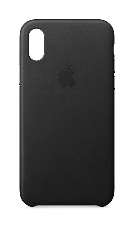 best iphone x leather case from apple