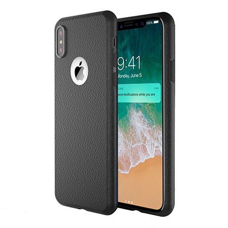 best iphone x leather case from olymtek