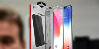 best iphone x screen protectors