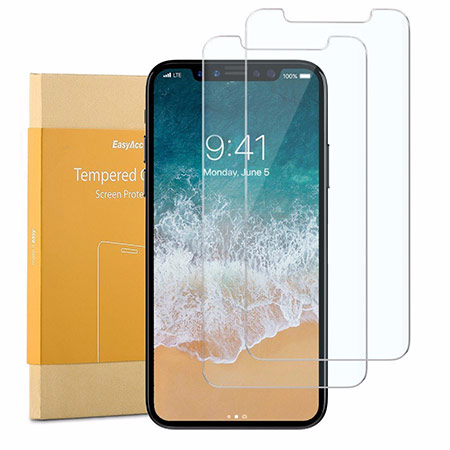 best iphone x screen protector from easyacc
