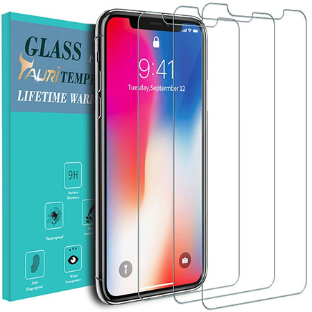 best iphone x screen protector from tauri