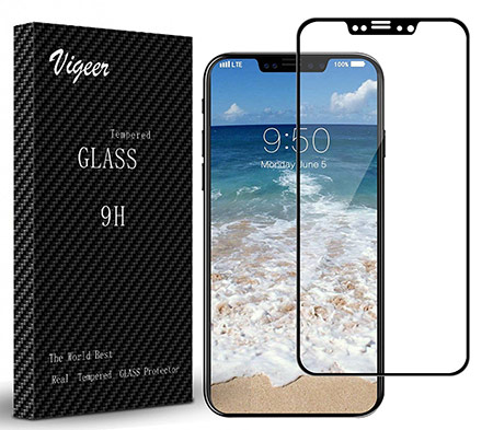 best iphone x screen protector from vigger