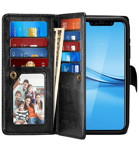 best iphone x wallet case from pasonomi