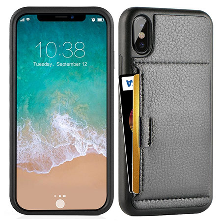 best iphone x wallet case from zve
