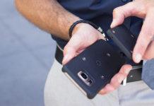 i-Blade Galaxy S8 smart case