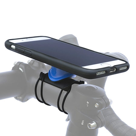 best iphone 8 bike mount from quad lock