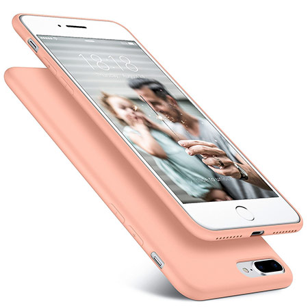 best iphone 8 plus silicone case from dtto