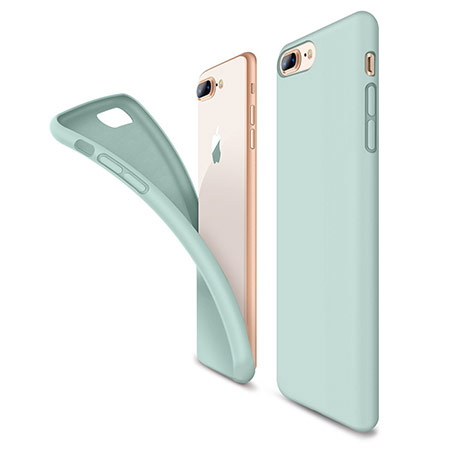 best iphone 8 plus silicone case from hummix