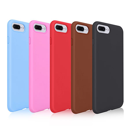 best iphone 8 plus silicone case from pofesun