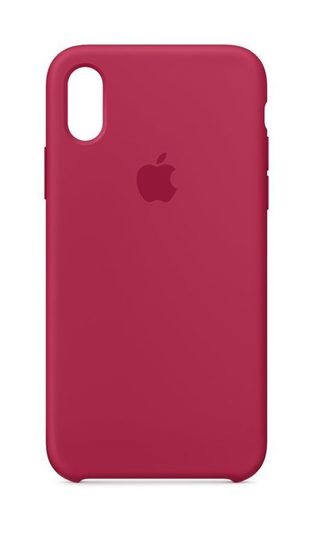 best iphone x silicone case from apple