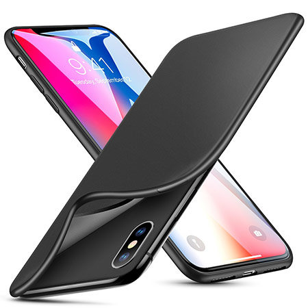 best iphone x silicone case from esr