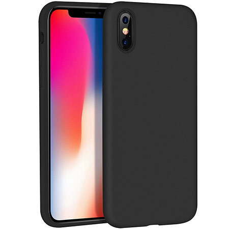best iphone x silicone case from hoco