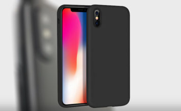 best iphone x silicone cases
