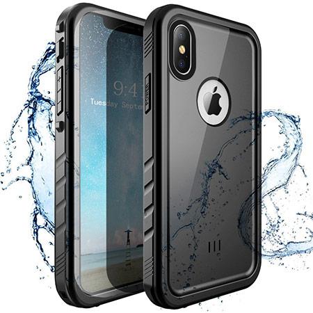 best iphone x waterproof case from bovon