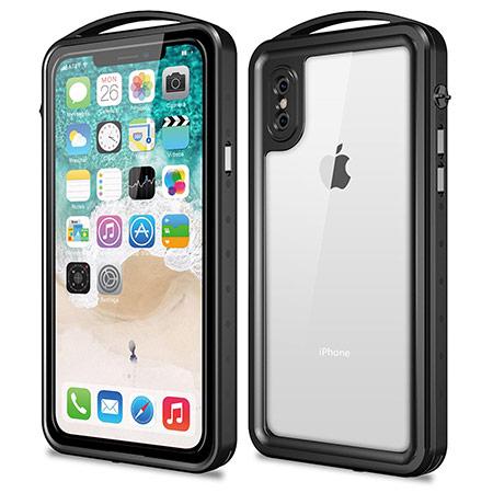 best iphone x waterproof case from snowfox