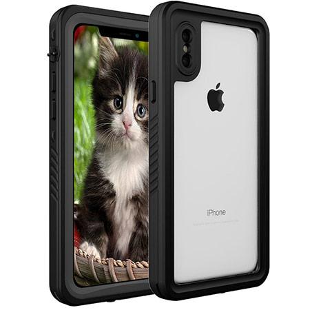 best iphone x waterproof case from tronoe