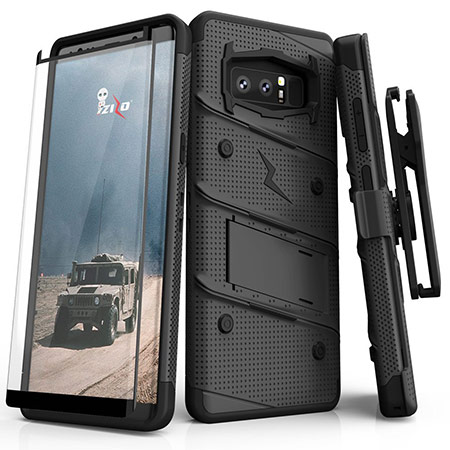 best samsung galaxy note 8 case from zizo