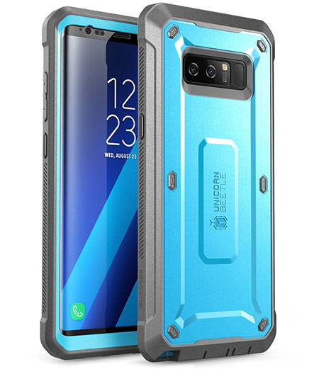 Best Samsung Galaxy Note 8 Rugged Case from Supcase