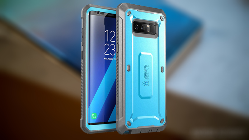 Best Samsung Galaxy Note 8 Rugged Cases