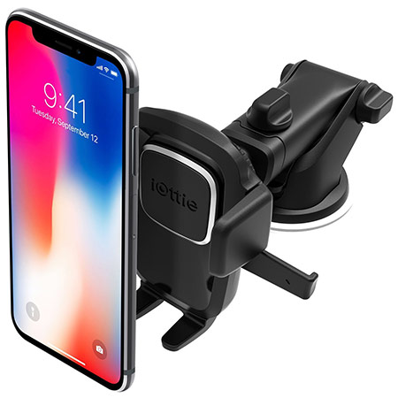 Best Samsung Galaxy Note 8 car mount from iOttie 2