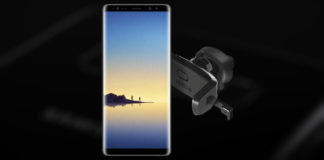 Best Samsung Galaxy Note 8 car mounts