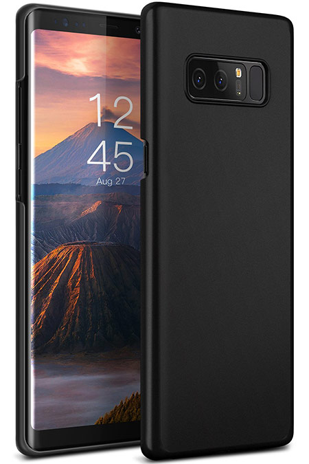 Best Samsung Galaxy Note 8 ultra thin case from Basstop
