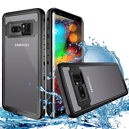 Best Samsung Galaxy Note 8 underwater case from Faegar