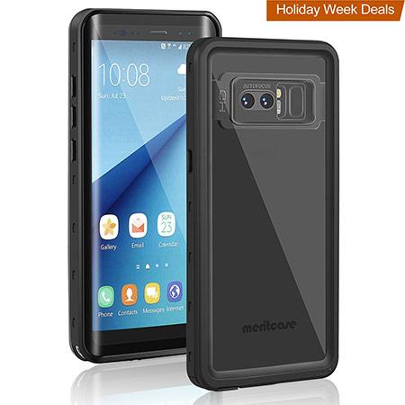 Best Samsung Galaxy Note 8 underwater case from Meritcase