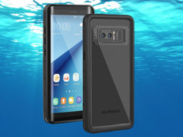 Best Samsung Galaxy Note 8 underwater cases