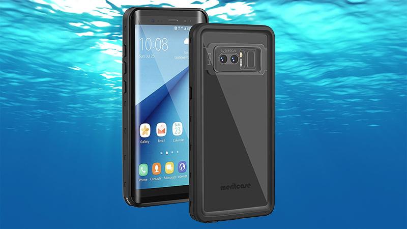 Best Samsung Galaxy Note 8 underwater cases