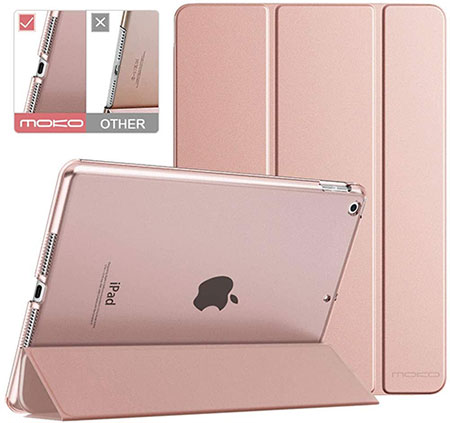 MoKo Case Fit New iPad 8th Gen 2020