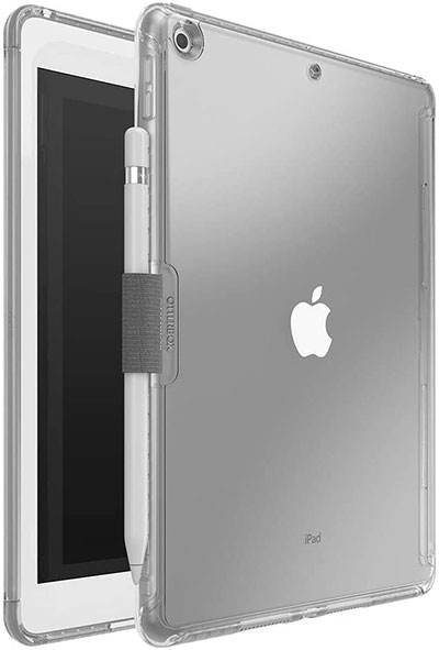 OtterBox Symmetry Clear Series Case for iPad 8th gen